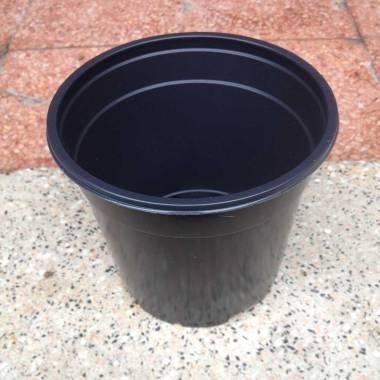 Vaso in plastica termoformato da semina-talea-vivaio diametro 15 cm
