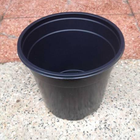 Vaso diametro 19 cm in plastica termoformato da semina-talea-vivaio