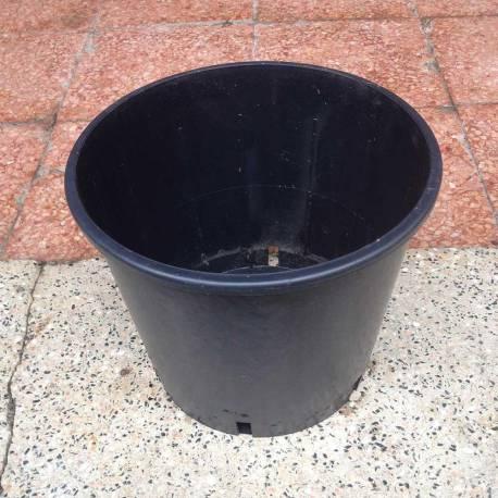 Vaso in gomma 24 cm di diametro