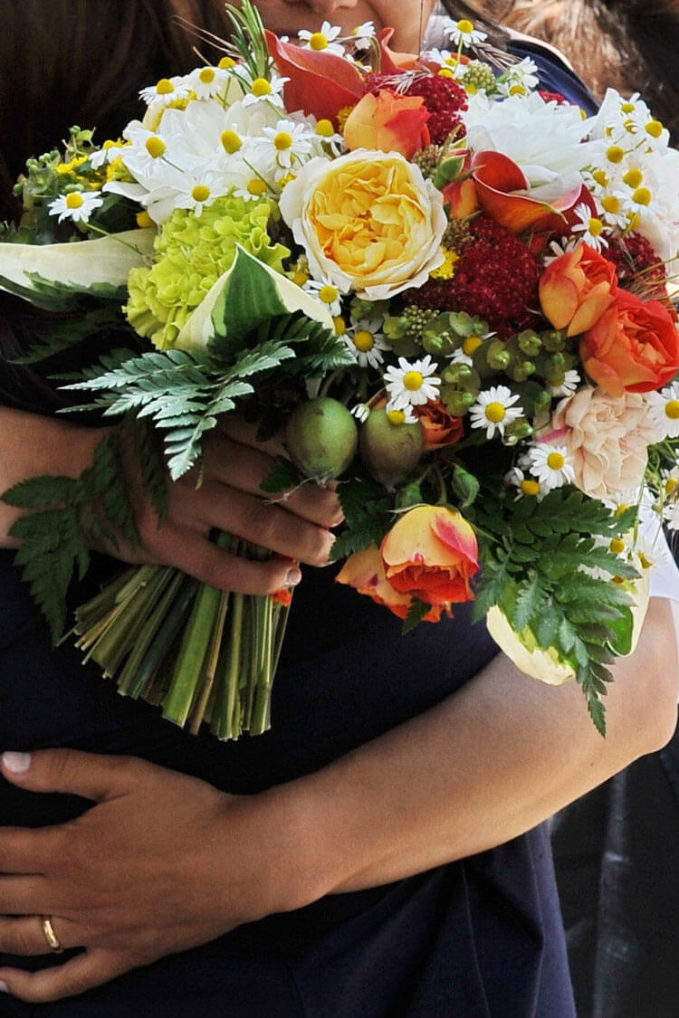 bouquet sposa piacenza